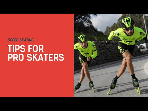 Speed Skating: Tips For Pro Skaters