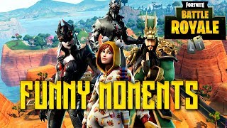 NEW SKINS REACTION!! (Spider Knight/Arachne) FORTNITE FUNNY MOMENTS!! #7