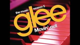 Glee - Movin
