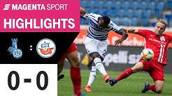 MSV Duisburg - FC Hansa Rostock | 34. Spieltag, 2019/2020 | MAGENTA SPORT