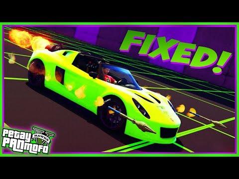GTA Online Creator - Rockstar Fixed Special Vehicle Races