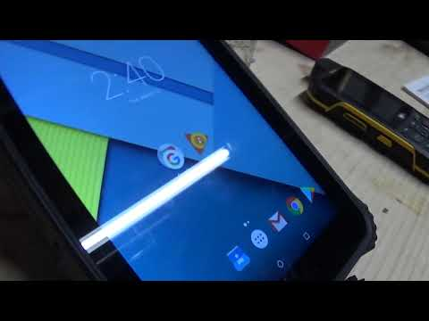 Logic Instrument Fieldbook K80 tablet and Sonim XP6 phone review