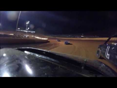 #717 green Cody Rector - Front Wheel - 8-19-16 Crossville Speedway