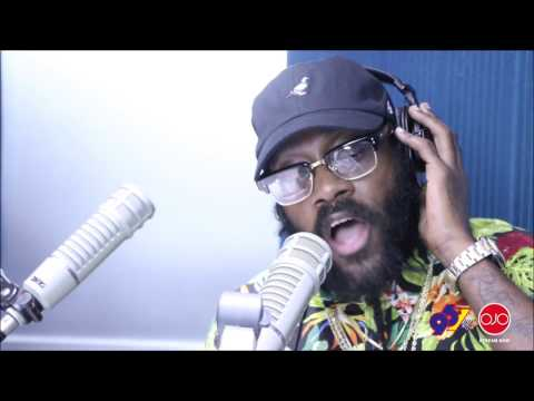 Tarrus Riley Live On The Madder Drive; Releases His First Solo Soca Track,