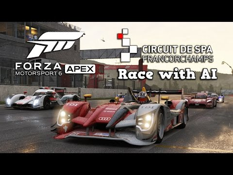 Forza 6 Apex Beta | Audi R15++ TDI @ Circuit de Spa-Francorchamps