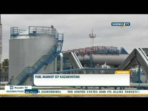 Fuel market of Kazakhstan - Kazakh TV