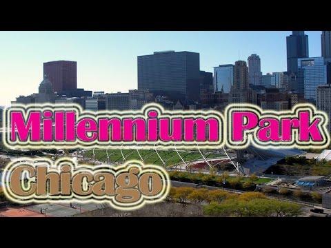 Millennium Park,Chicago