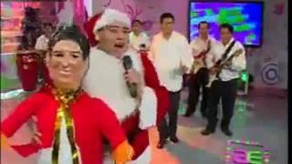 Tongo Noel en Navidad 2011 - Tongo Baby Saluda a Dermaperu