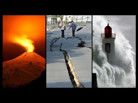 Ring of Fire Awakened - Earthquakes, Tsunamis, and Lost Civilizations