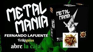 Metal Mania - Abre la Caja
