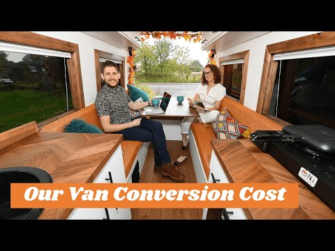 How Much Did Our Sprinter Van Conversion Cost? | Van Build Cost Breakdown | Van Build Budget