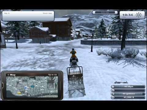Lets Play Ski Region Simulator 2012 - Ep 003