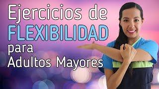 Ejercicios de FLEXIBILIDAD para Adultos Mayores | Fisioterapia Geriátrica en Querétaro