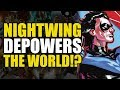 Nightwing The New Order: Nightwing Depowers Every Metahuman