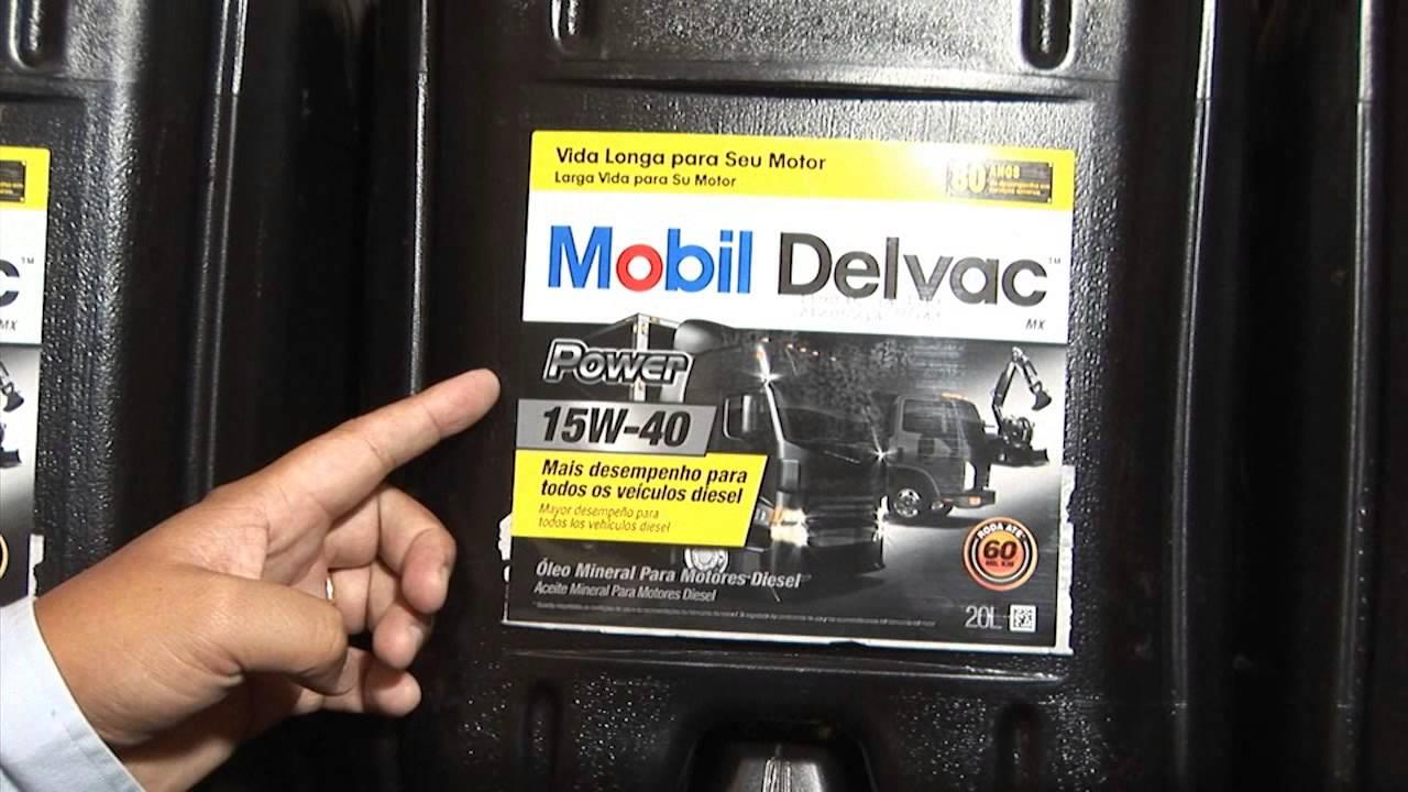 Mobil Delvac 15w40 >> Pé Na Estrada - Trucão fala sobre o Mobil Delvac Power - YouTube
