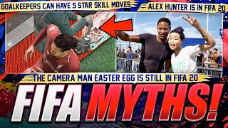 1ST FIFA 20 FIFA MYTHS!!
