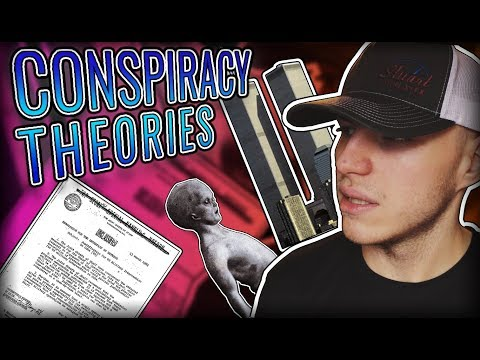 CONSPIRACY THEORIES (9/11, AREA 51, OPERATION NORTHWOODS)