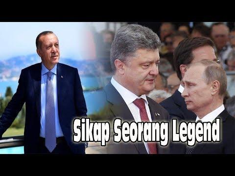 Bisa Bahayakan Kawasan, Erdogan Berusaha Hentikan Ketegangan Antara Rusia Dan Ukraina