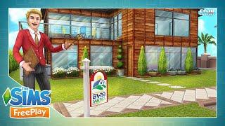 The Sims FreePlay DOMINAÇÃO EXTREMA DA CASA 48 VEDA 8