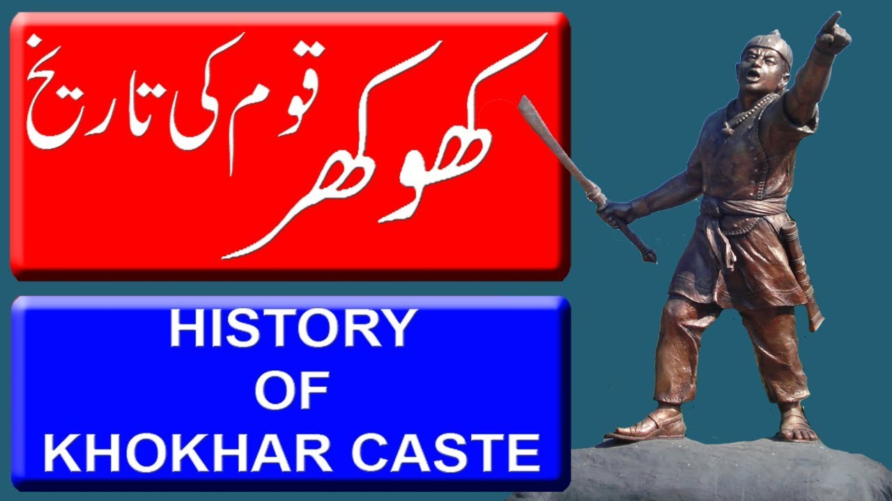 History Of Khokhar Caste  ( کھوکھر قوم کی تاریخ ) Historical Documentary In  Urdu/Hindi