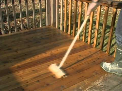 Wood Deck Refinishing Howto Stripping Cleaning And Protecting You