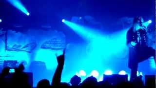 Helloween - Straight Out of Hell Live Bratislava 2013