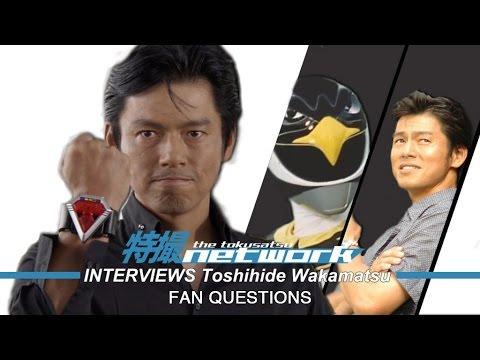 Toshihide Wakamatsu (Jetman) 若松俊秀(鳥人戦隊ジェットマン ...