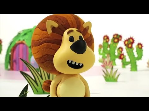 Raa Raa The Noisy Lion | Raa Raa's Favourite Noise | Full Episodes | Cartoon For Kids | Kids Movies🦁
