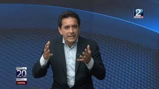 09 NOV 2017 ENTREVISTA MARCO ANTONIO NUÑEZ