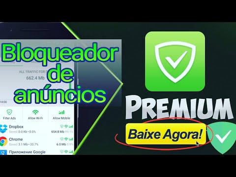 AdBlock No Android / Remova Anúncios