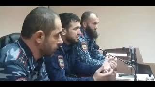 В Чечне такое нельзя скандировать