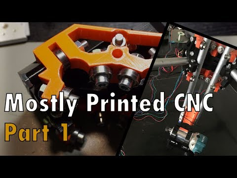 Building the Mostly Printed CNC(MPCNC) - Part 1