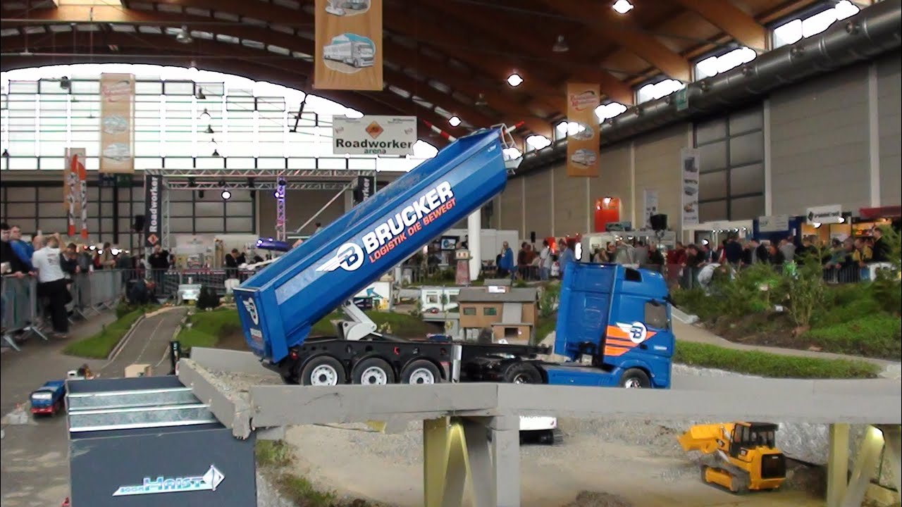 rc trucks - amazing! faszination modellbau 2015 t4 - youtube