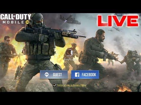 [🔴 LIVE] Call Of Duty Mobile  Battle Royale   INDIA   Emulator By Bluestacks