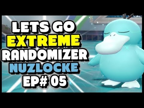 Did THAT Really Happen? 😢 - Pokemon Lets Go Pikachu and Eevee Extreme Randomizer Nuzlocke Episode 5