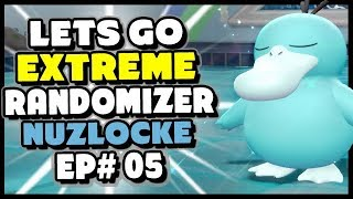 Did THAT Really Happen Pokemon Lets Go Pikachu And Eevee Extreme Randomizer Nuzlocke Episode 5