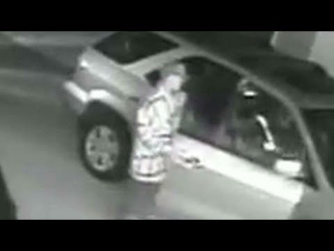 See how car thieves are getting in