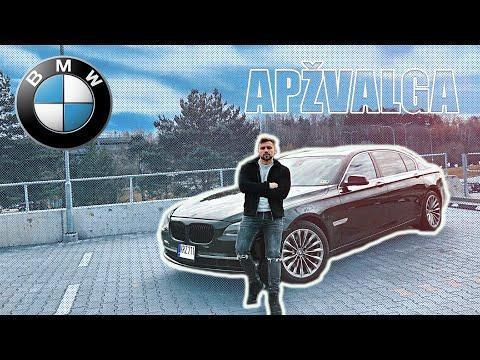 BMW 7 SERIJOS