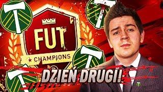 TELEFON OD PLKD... DEEKS UNITED - DZIEŃ DRUGI! FUT CHAMPIONS | FIFA 19 Junajted