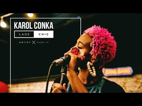 Karol Conka - Mundo Louco | Lage Chic
