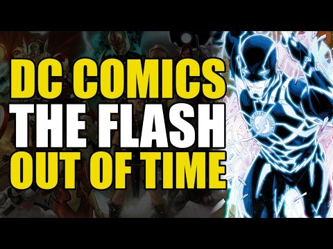 The Flash vs Savitar (The Flash New 52: Out Of Time)