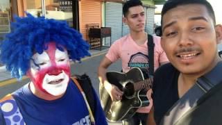 payaso en ruta cd obregon sonora payaso chupetin
