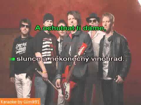 Chinaski   Víno karaoke cz sk