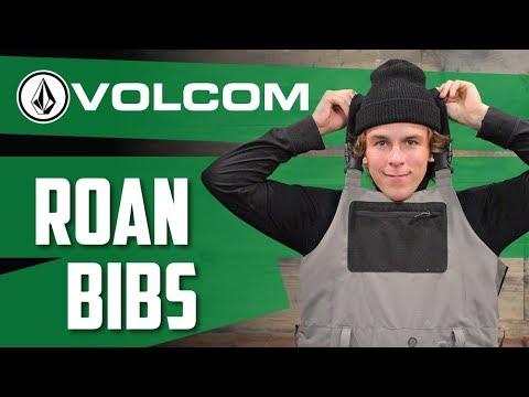 Volcom Roan Bibs W/ Benny Milam - TheHouse.com
