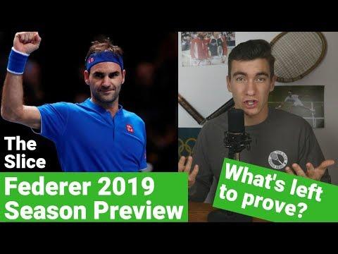 Roger Federer 2019 Season Preview | THE SLICE Mp3