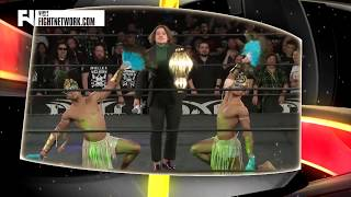 Dalton Castle Debuts as New World Champion on Ring of Honor | Tune in Tues. at 10 p.m. ET