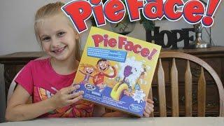 Pie Face Challenge | Fun Kids Stuff