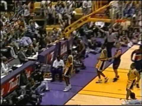 Top 10 Blocks from the 1997-98 NBA season