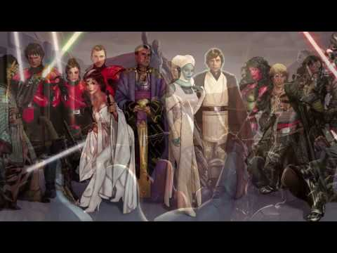Star Wars as seen from an Expanded Universe fan
