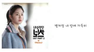 Gambar cover (내성적인 보스 OST )Ben 벤-Memory lyrics 가사